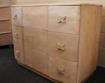 Heywood Wakefield Rio Three Drawer Dresser