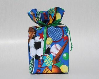 Sports Tissue Box Cover Sport Kleenex Box Cover Tissue Box Holder Kleenex Box Holder Blue Sports Bathroom Accessories-Bathroom Decoration