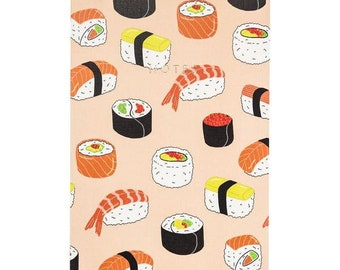 Central 23 Sushi Notebook