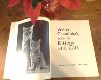 Walter Chandoha's Book of Kittens and Cats, 1963