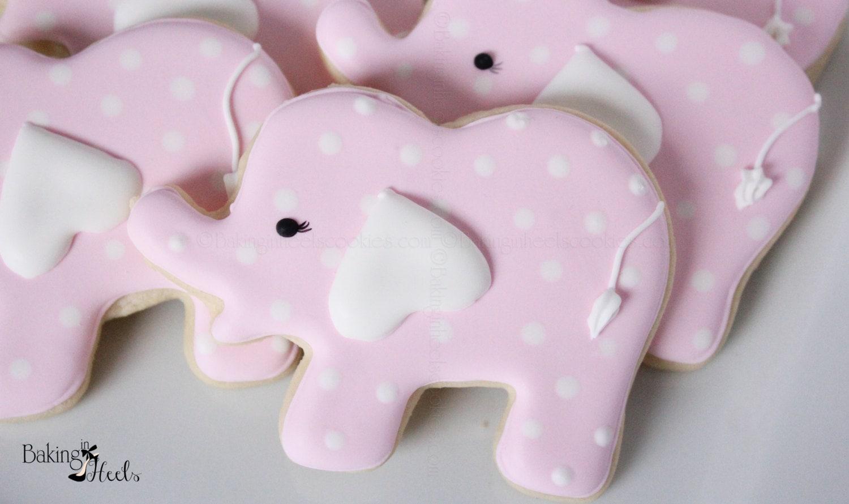 elephant cookies for baby shower choice image diagram Peterbilt 320 Peterbilt 348