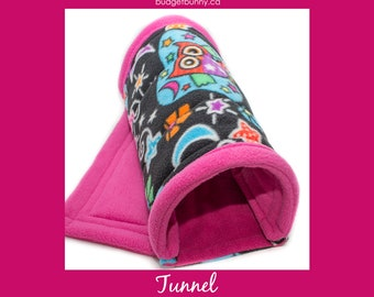 Tunnel (S) For Guinea Pig, Hedgehog, Rat, Small Animal