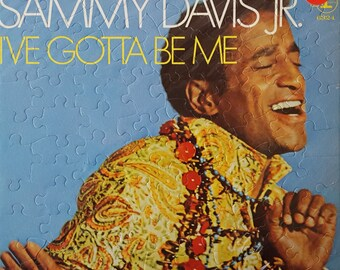 Sammy Davis Jr. Album Cover Puzzle