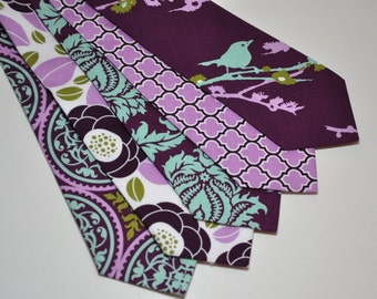 Custom Neckties for Your Wedding Party