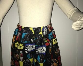 1 Pair of Star Wars Boys Boxer Shorts