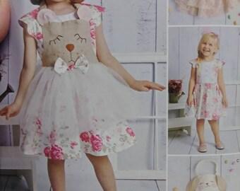 Girls Cute multi size Dress Patterns Buyers Choice