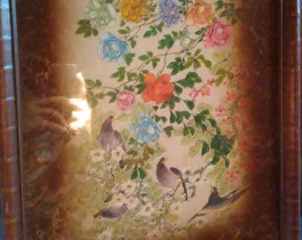 Turner Wall Accessories or Wall art Oriental Birds 06475