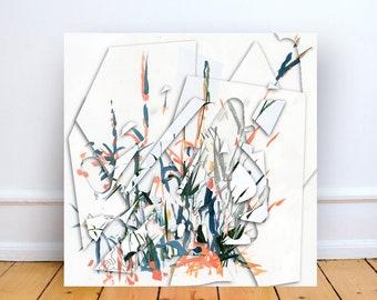 Still Life 8l.3, Grasses