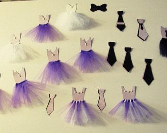 Bridal Party Pins!