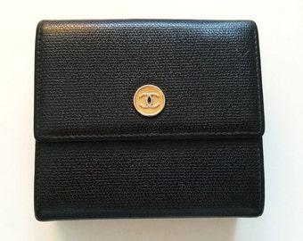100% Chanel wallet