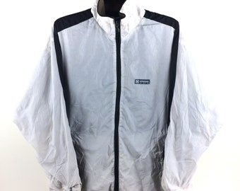 HOT SALE !! Ellesse Multi Active Wear Fleece Windbreaker Jacket