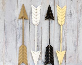 Arrow Decor, Arrow Wall Art, Boho Decor, Boho Wall Decor, Tribal Decor, Tribal Arrows, Decorative Arrows, Wall Decor Living Room, Bedroom