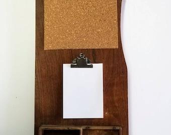 Desktop Memo Board