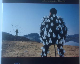 Pink Floyd Delicate Sound of Thunder 1988 Orig Vinyl Record Album Columbia Records PC2-44484 1st Press/2 record set