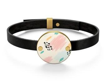 Stylish Leather Bracelet for Women