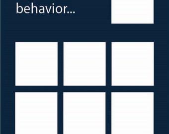 Star Behavior Board