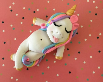 fat wedding cake toppers unicorn wedding etsy 14210