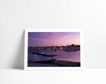 Camaret sur Mer #3, Fine Art print signed and numbered