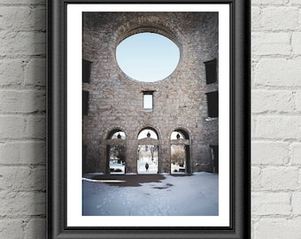 Cathedral Print