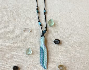 Lucky Feather Totem