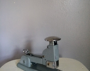 Vintage Swingline Stapler~ Industrial Stapler From Long Island NY~Vintage Office Decor