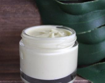 Organic Facial Night Cream with Avocado Butter