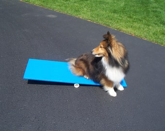 Agility Gear Tippy Board  ( Puppy Teeter ) - Dog Agility Equipment