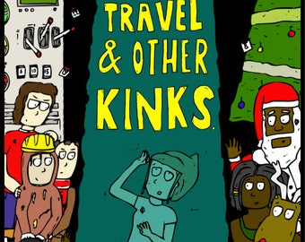 Pills, Time Travel & Other Kinks (PDF DIGITAL VERSION)