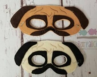 Pug mask