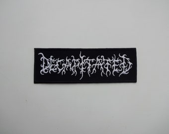 Decapitated patch