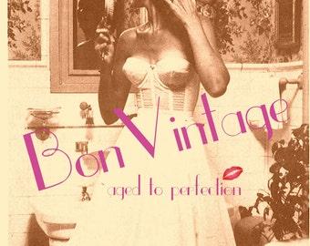 Vintage Petticoat pattern Crinoline Lingerie Slip Sewing 1950s RARE Pattern Book 14 PDF