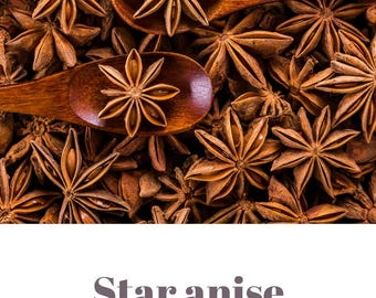 Star anise essential oil QRDS