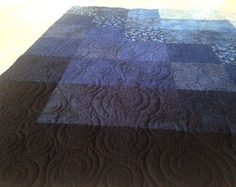 Quilt - Out of The Darkness - Ready to Ship