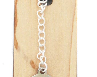 "Wooden Bookmark with Stainless Steel ""What Happens In The Book Club Stays In The Book Club"" Charm Book Lover Book Club Gift"