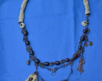 Folk Art Necklace Neo-Tribal