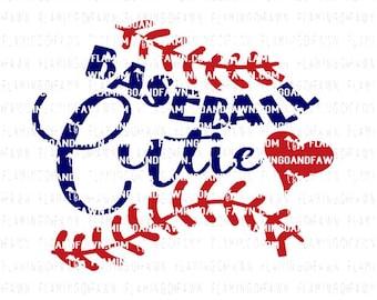 Baseball cutie svg, baseball cut file, baseball cutie dxf, baseball svg, baseball dxf, svg baseball cutie, svg baseball, baseball heart svg