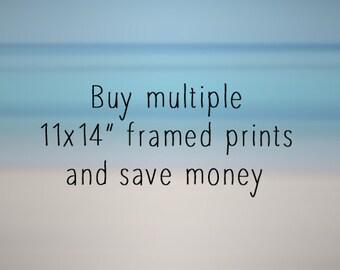 "Prints Offer - Buy multiple 11x14"" framed prints & save! Framed photography, framed picture, framed print, office decor, corporate art"