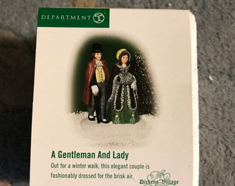 A Gentleman and Lady
