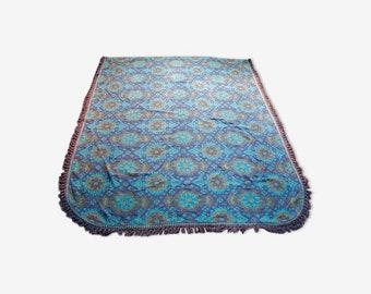 Majorelle carpet