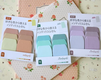 Colour Mini Index sticky notes tabs