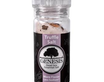 Truffle Salt- Salt-Natural and Organic Dead Sea Salt