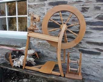 Ashford Traditional Spinning Wheel 2000s