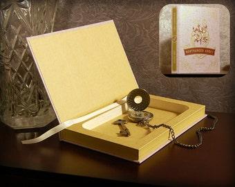Hollow Book Safe - Northanger Abbey - Secret Book Safe