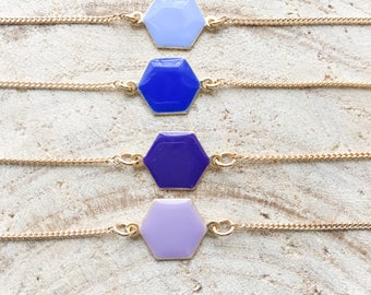 HEXAGON - HEXAGON Bracelet bracelet