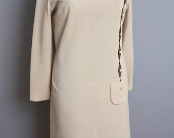 Vintage Bleeker Street Dress size 18 Modern Design