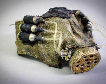 Motorcycle Mask - Wasteland Accessories - Wasteland Warrior - Cosplay Mask - Wasteland Cosplay - Post Apocalyptic Mask - Wasteland Weekend