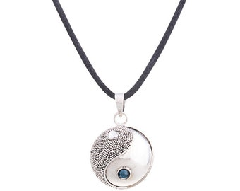 Pregnancy's Bola balance 925 sterling silver and Swarovski Crystal, comes with free accessories