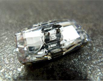 Swarovski Elements Button 3093 001