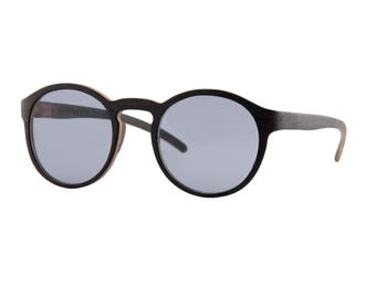 EMMA - modern wood sunglasses  (Wenge wood from Africa)