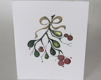 Berries and Branches - Pack of 5 Christmas Cards
